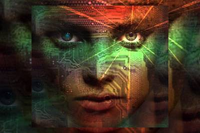 Poster featuring the digital art Tribal Future by Shadowlea Is