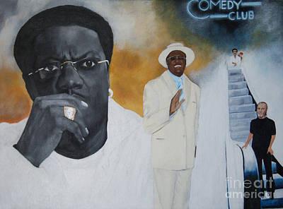 Tribute To Mr. Bernie Mac Poster