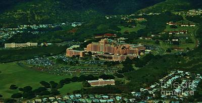 Tripler Army Medical Center Honolulu Poster