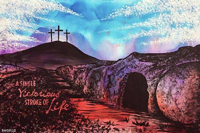 Triumphant Life Poster