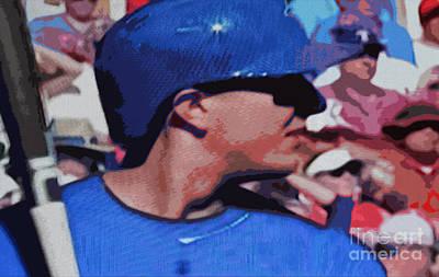 Troy Tulowitzki Poster
