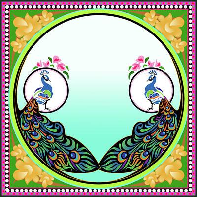 Truck Art 3 626 2 Poster by Mawra Tahreem