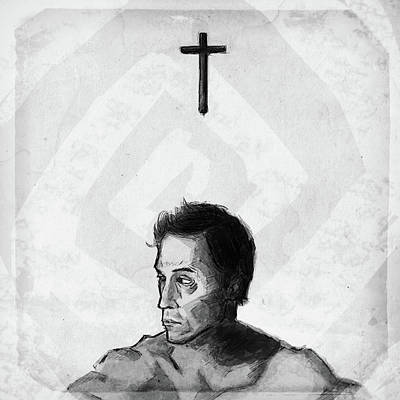 True Detective Poster by Artyom Mukhtarov