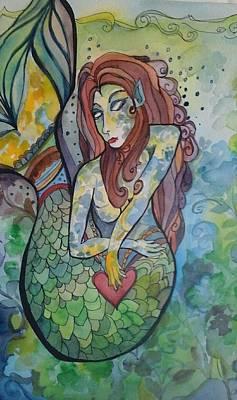 True Love The Sea Poster