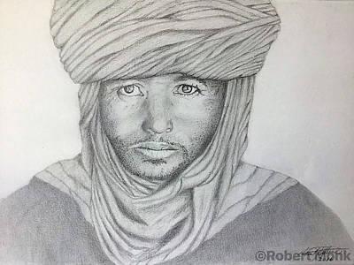 Tuareg Beduin Poster