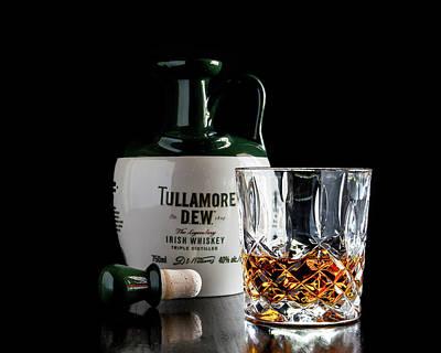 Tullamore D.e.w. Still Life Poster