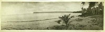 Tumon Bay Guam Poster by eGuam Panoramic Photo