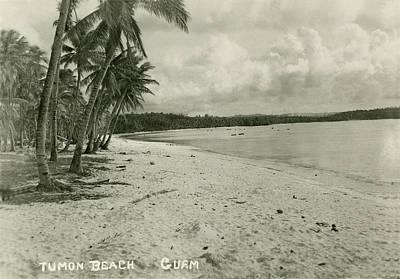 Tumon Beach Guam Poster