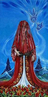 Turkey Poster by Anna Duyunova