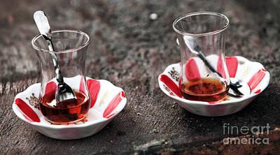 Turkish Tea Poster