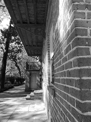 Turning A Savannah Corner Poster
