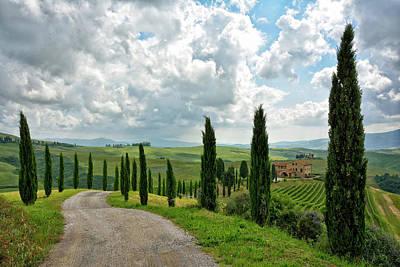 Tuscan Winery 2 Poster by Joachim G Pinkawa