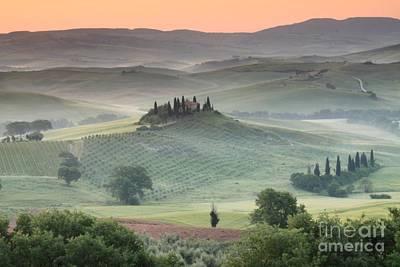 Tuscany Poster by Tuscany