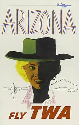 Twa Arizona Poster