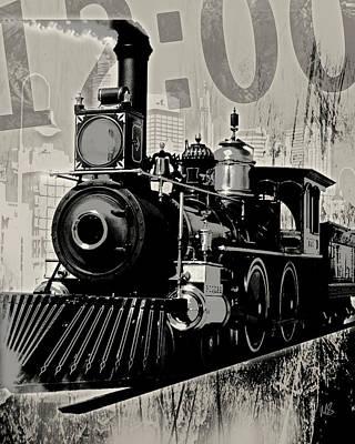 Twelve Pm Train 2 Poster