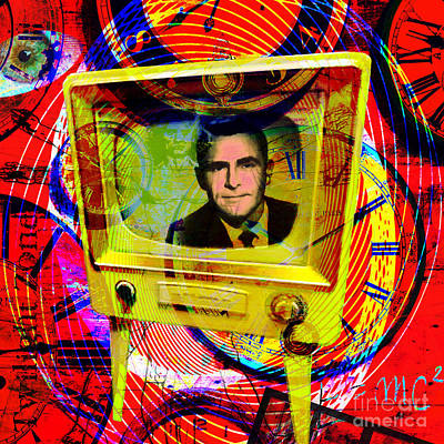 Twilight Zone 20150905 Square Poster by Wingsdomain Art and Photography