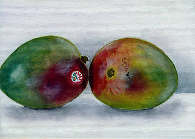 Two Mangoes Poster