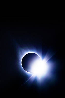Forever Moment, 2017 Solar Eclipse Poster