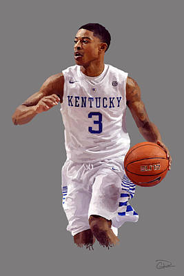 Tyler Ulis Poster by Charley Pallos