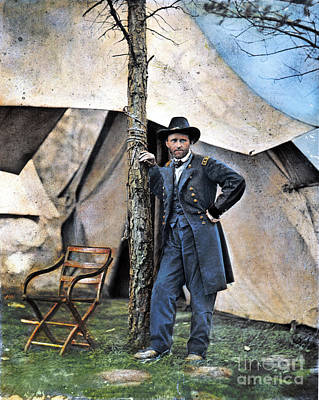 Ulysses S. Grant Poster by Granger