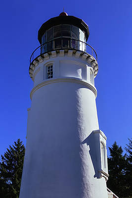 Umpqua River Lighthouse Poster by Garry Gay