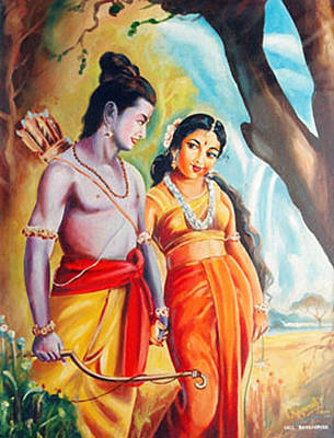 Unconditional Love Poster by Ragunath Venkatraman