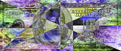 Undecided Ben Poster by Jon Neidert