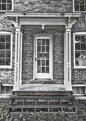 Underground Railroad - Tubman House Poster