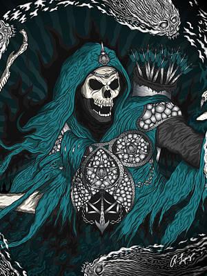 Underworld Archer Of Death Poster