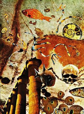 Underworld Poster by Sarah Loft