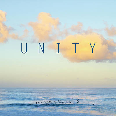 Unity. Poster