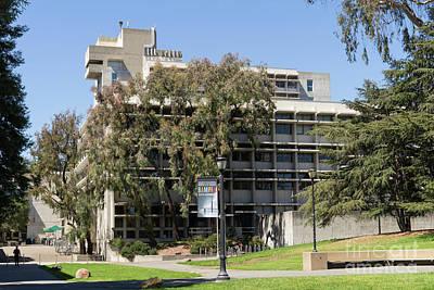 University Of California Berkeley Wurster Hall College Of Environmental Design Dsc4136 Poster