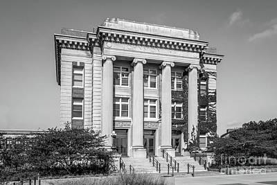 University Of Minnesota Johnston Hall Poster