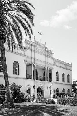 University Of San Diego Serra Hall Poster