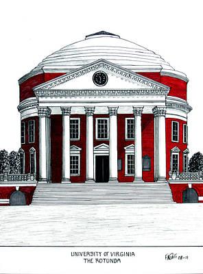 University Of Virginia Poster