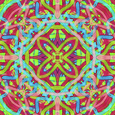 Untitled -c- Soup -pattern- Poster