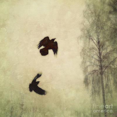 Untitled Poster by Priska Wettstein