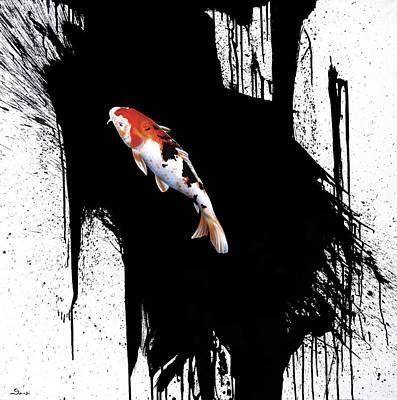 Untitled Poster by Sandi Baker