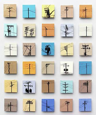 Urban Sentinels Poster by Jason Messinger