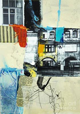 Urbanesque Poster by Elena Nosyreva