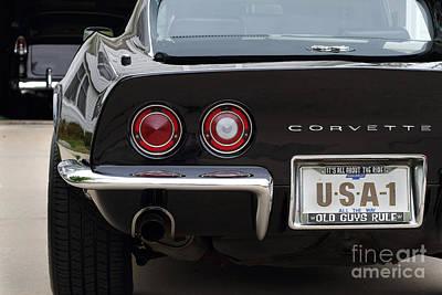 Usa-1 Poster