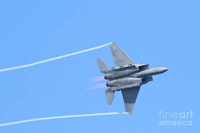 Usaf F-15 Strike Eagle . 7d7864 Poster