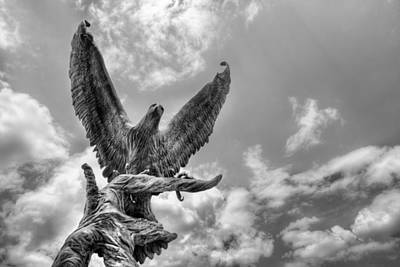 Usm Golden Eagles Poster by JC Findley