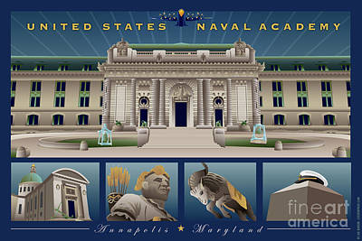 Usna Monuments Tribute 2 Poster