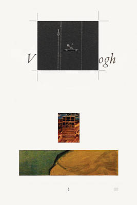 V Ogh 1 Poster by Stan  Magnan