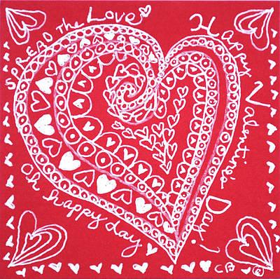 Valentine Heart Poster