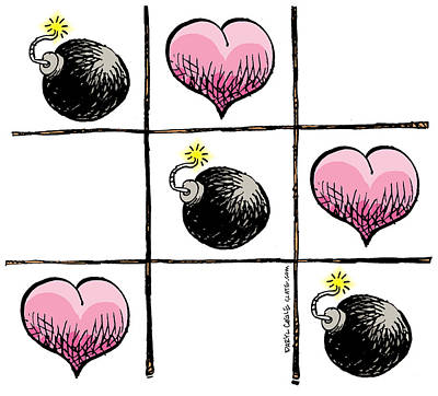 Valentine Violence Poster