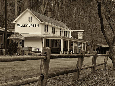 Valley Green Poster