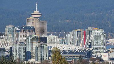 Vancouver Stadium Poster