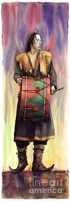 Varius Coloribus  Abul Poster by Yuriy  Shevchuk